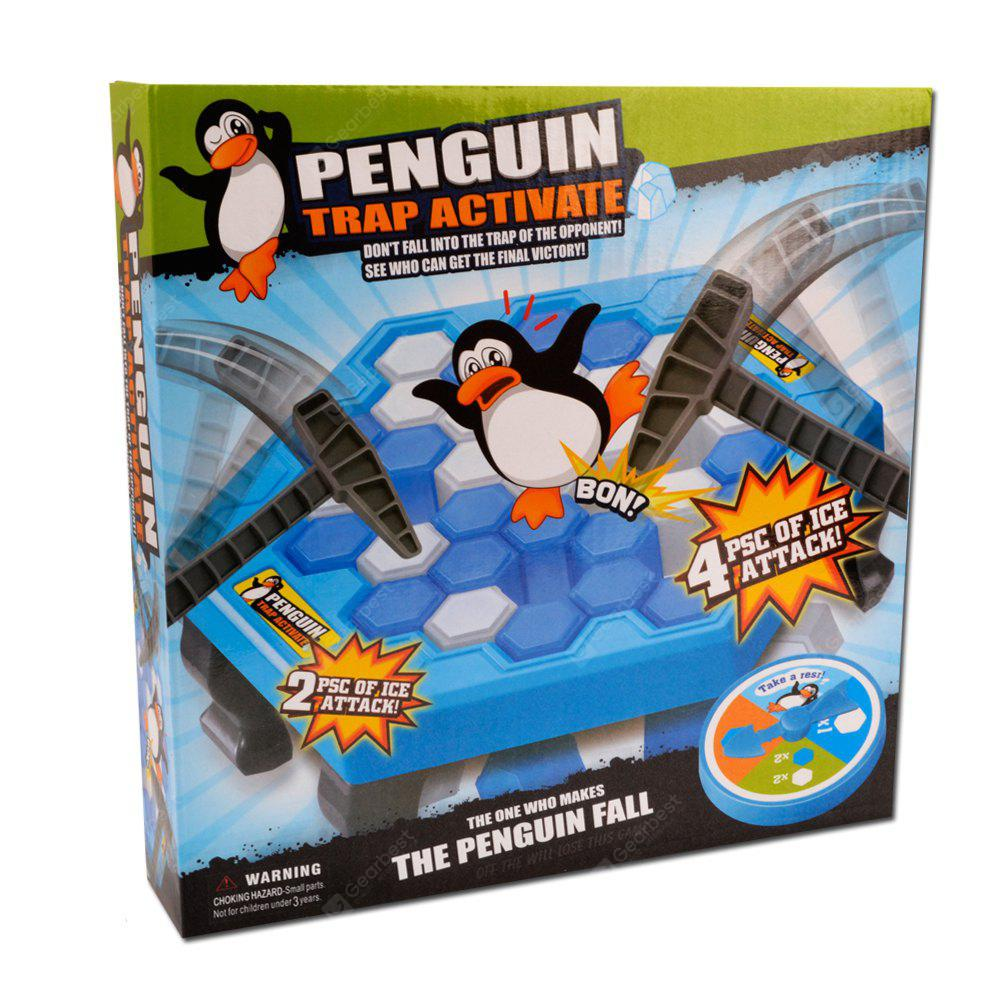 Penguin Ice Cubes Mini Table Game