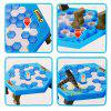 Penguin Ice Cubes Mini Table Game - BLUE
