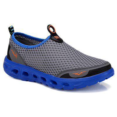 Spring and Summer Low Breathable Outdoor Mesh Lightweight Travel Shoes