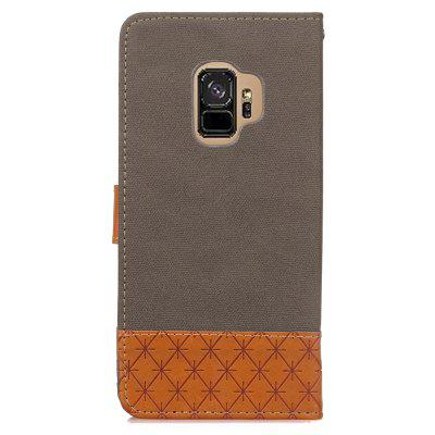 Hit Color Cowboy stripes Leaf Card Lanyard Pu Leather Cover for Samsung S9Samsung S Series<br>Hit Color Cowboy stripes Leaf Card Lanyard Pu Leather Cover for Samsung S9<br><br>Color: Black,Blue,Green,Gray,Beige,Rose Madder<br>Features: Full Body Cases, Cases with Stand, With Credit Card Holder<br>For: Samsung Mobile Phone<br>Material: PU Leather, TPU<br>Package Contents: 1 x Case<br>Package size (L x W x H): 16.00 x 8.00 x 2.00 cm / 6.3 x 3.15 x 0.79 inches<br>Package weight: 0.0700 kg<br>Product size (L x W x H): 15.10 x 7.80 x 1.50 cm / 5.94 x 3.07 x 0.59 inches<br>Product weight: 0.0600 kg<br>Style: Vintage/Nostalgic Euramerican Style, Novelty, Name Brand Style