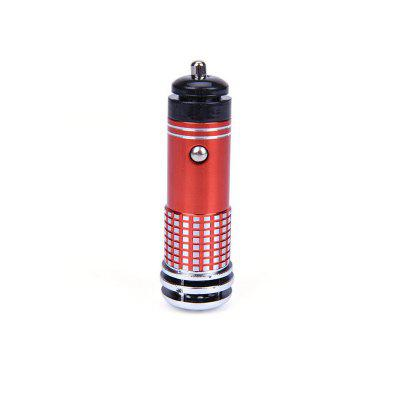 Car Fresh Air Ionic Purifier Oxygen Bar Ozone Ionizer Cleaner  Interior Accessories Remove Smoke Eliminator for Car Home