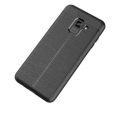 Case for Samsung Galaxy A8 (2018) Shockproof Back Cover Solid Color Soft TPUSamsung A Series<br>Case for Samsung Galaxy A8 (2018) Shockproof Back Cover Solid Color Soft TPU<br><br>Features: Back Cover, Anti-knock<br>For: Samsung Mobile Phone<br>Material: TPU<br>Package Contents: 1 x Phone Case<br>Package size (L x W x H): 21.00 x 12.00 x 0.80 cm / 8.27 x 4.72 x 0.31 inches<br>Package weight: 0.0300 kg<br>Style: Solid Color
