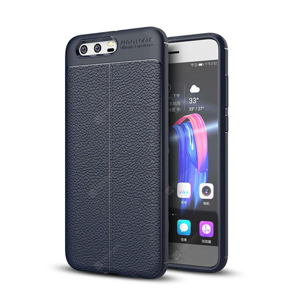 Case for Huawei Honor 9 Shockproof Back Cover Solid Color Soft TPU