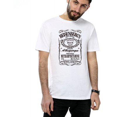 Mens Short Sleeve Casual Letter Print Cotton T-shirtsMens T-shirts<br>Mens Short Sleeve Casual Letter Print Cotton T-shirts<br><br>Collar: Round Neck<br>Fabric Type: Broadcloth<br>Material: Cotton<br>Package Contents: 1XT-shirts<br>Pattern Type: Skulls<br>Sleeve Length: Short<br>Style: Fashion<br>Weight: 0.1700kg
