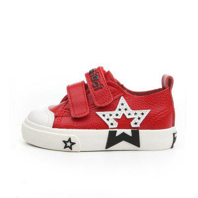 Children New Waterproof Sports Casual ShoesBoys shose<br>Children New Waterproof Sports Casual Shoes<br><br>Available Size: 20-25<br>Closure Type: Hook / Loop<br>Embellishment: Pattern<br>Gender: Unisex<br>Heel Height Range: Low(0.75-1.5)<br>Heel Type: Low Heel<br>Insole Material: EVA<br>Item Type: Leather Shoes<br>Outsole Material: Rubber<br>Package Contents: 1 x Pair of Shoes<br>Package weight: 0.4500 kg<br>Pattern Type: Geometric<br>Product weight: 0.4000 kg<br>Seasons: Summer,Winter,Spring/Fall<br>Shoe Width: Medium(B/M)<br>Toe Shape: Round Toe<br>Upper Material: Microfiber