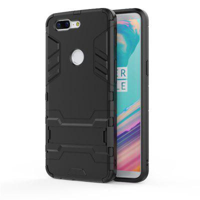 Cover Case for OnePlus 5T TPU Armor Shockproof Rugged Protective Back