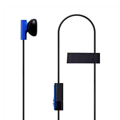 Headset Earbud Microphone Earpiece for  Sony Playstation 4 ( PS4 ) Controller Headphones