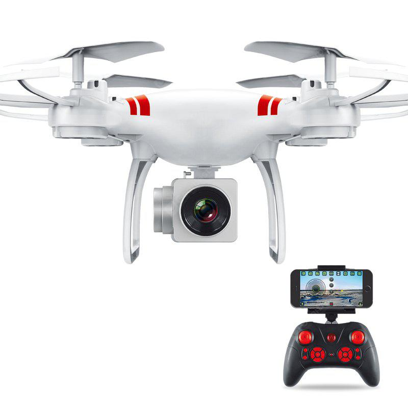 Gyro Wifi Quadcopter Hd Camera Rc Drone Aerial Photography