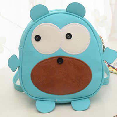 Kid's Backpack Cute Cartoon Zip Closure Schoolbag чехол клип кейс sgp capella case для iphone 6 plus розовый