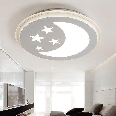 MY022 - 32W - W Cold White Ceiling Light AC 220VDiameter 52CMFlush Ceiling Lights<br>MY022 - 32W - W Cold White Ceiling Light AC 220VDiameter 52CM<br><br>Battery Included: No,Non-preloaded<br>Certifications: CE,RoHs<br>Color Temperature or Wavelength: 6500K<br>Dimmable: No<br>Features: Designers<br>Fixture Height ( CM ): 6.5CM<br>Fixture Length ( CM ): 52CM<br>Fixture Material: Acrylic,Metal<br>Fixture Width ( CM ): 52CM<br>Package Contents: 1 x Ceiling Light, 1 x English User Manual, 4 x Screw, 4 x Colloidal Particle<br>Package size (L x W x H): 60.00 x 60.00 x 14.00 cm / 23.62 x 23.62 x 5.51 inches<br>Package weight: 5.8000 kg<br>Product size (L x W x H): 52.00 x 52.00 x 6.50 cm / 20.47 x 20.47 x 2.56 inches<br>Product weight: 5.0000 kg<br>Shade Material: Acrylic<br>Stepless Dimming: No<br>Style: LED, Chic &amp; Modern, Artistic Style<br>Suggested Room Size: 15 - 20?<br>Suggested Space Fit: Living Room,Bedroom,Dining Room,Cafes,Indoors,Study Room<br>Type: Semi-Flushmount Lights<br>Voltage ( V ): AC220<br>Wattage (W): 32W