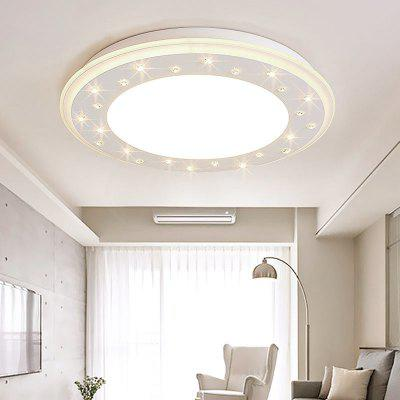 MY056 - 24W - W Cold White Ceiling Light AC 220V Diameter 42CM