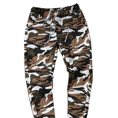 New Mens Camouflage Printing Casual Trousers Beam PantsMens Pants<br>New Mens Camouflage Printing Casual Trousers Beam Pants<br><br>Closure Type: Drawstring<br>Fit Type: Loose<br>Front Style: Flat<br>Material: Cotton, Cotton Blends<br>Package Contents: 1?Pants<br>Pant Length: Long Pants<br>Pant Style: Harem Pants<br>Style: Streetwear<br>Waist Type: Mid<br>Weight: 0.4900kg
