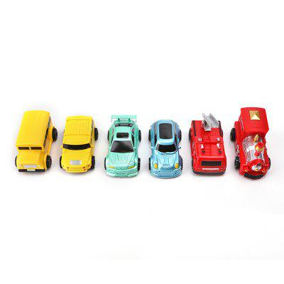 Induction Rail Magic Toy Car SetClassic Toys<br>Induction Rail Magic Toy Car Set<br><br>Age: 5-7 Years<br>Material: Plastic<br>Package Contents: 1 x Set Magic Toy Car , 4 x Button Batteries<br>Package size (L x W x H): 19.00 x 14.00 x 5.50 cm / 7.48 x 5.51 x 2.17 inches<br>Package weight: 0.1700 kg<br>Product size (L x W x H): 6.00 x 4.00 x 5.00 cm / 2.36 x 1.57 x 1.97 inches