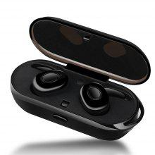 Ultra Small Binaural Stealth Bluetooth Headset coupons