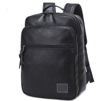 1Pc Men'S Backpack Fashion Trend Travel Computer Bag College Style