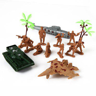 Children Military Model Toy