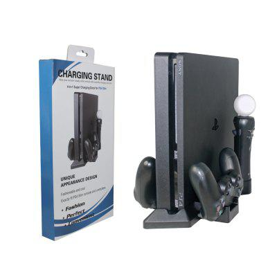 4-in-1 Super Charging Dock for PS4 Slim
