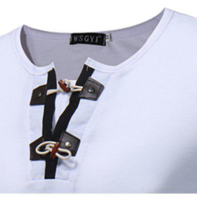 All-Match Casual Long Slim T-ShirtMens Long Sleeves Tees<br>All-Match Casual Long Slim T-Shirt<br><br>Collar: Round Neck<br>Material: Cotton, Polyester<br>Package Contents: 1 xT-shirt<br>Pattern Type: Others<br>Sleeve Length: Full<br>Style: Casual<br>Weight: 0.2500kg