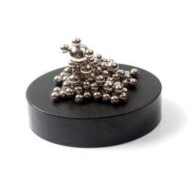 Magnetic Sculpture - Desk Toy for Intelligence Development Stress Relief -(171 Magnetic Balls)