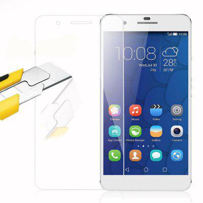 Screen Protector for Huawei Honor 6X/6 Plus High Sensitivity HD Full Coverage High Clear Premium Tempered GlassScreen Protectors<br>Screen Protector for Huawei Honor 6X/6 Plus High Sensitivity HD Full Coverage High Clear Premium Tempered Glass<br><br>Compatible Model: Huawei Honor 6X/6 Plus<br>Features: Protect Screen, Anti-oil, Anti scratch, Anti fingerprint, High-definition, High sensitivity, Ultra thin, High Transparency, Anti Glare<br>Mainly Compatible with: HUAWEI<br>Material: Tempered Glass<br>Package Contents: 1 x Protective Screen<br>Package size (L x W x H): 14.00 x 7.00 x 0.50 cm / 5.51 x 2.76 x 0.2 inches<br>Package weight: 0.0130 kg<br>Surface Hardness: 9H<br>Thickness: 0.2mm<br>Type: Screen Protector