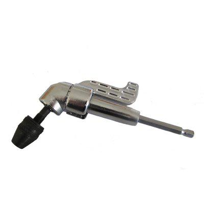 1/4 Inch Angle Screwdriver with 4MM Mini Keyless Chuck
