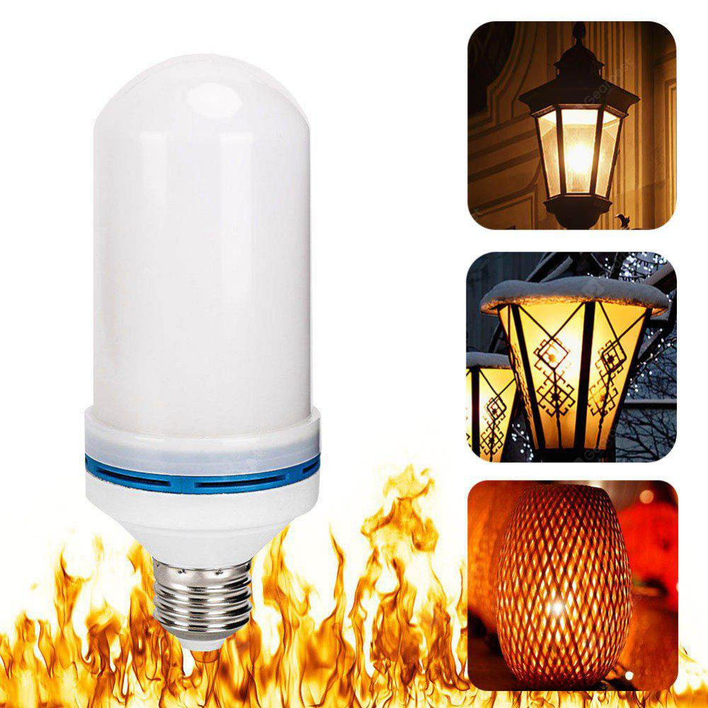 LED Flame Effect Fire Light Bulb Flickering  Simulated Party Christmas Decor