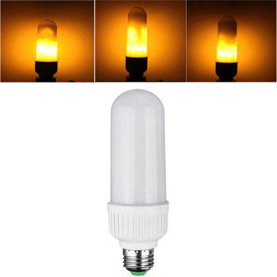 LED Flame Lamp Bulb Yellow Flickering Flame Fire LED Light Bulb Corn Light Bulb