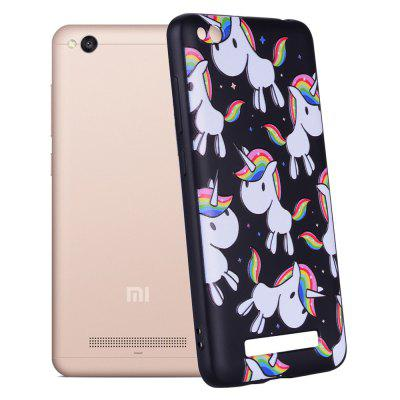 Case For Xiaom Redmi 4A Rainbow Unicorn Design TPU Hand Case