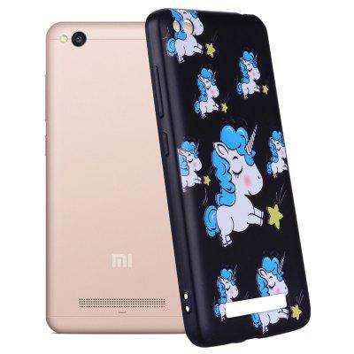 Case For Xiaom Redmi 4A  Unicorn Design TPU Hand Case