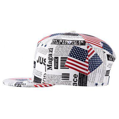 Adjustable Letters Printing Usa Flag Baseball Cap Outdoor Sport HatMens Hats<br>Adjustable Letters Printing Usa Flag Baseball Cap Outdoor Sport Hat<br><br>Circumference: 61cm<br>Contents: 1 x Cap<br>Depth: 12cm<br>Feature: Sun Block, Breathable<br>Gender: Unisex<br>Material: Leather<br>Model: w30<br>Package size (L x W x H): 26.00 x 19.00 x 13.00 cm / 10.24 x 7.48 x 5.12 inches<br>Package weight: 0.1100 kg<br>Pattern Type: Letter, Print<br>Product size (L x W x H): 25.50 x 18.50 x 12.00 cm / 10.04 x 7.28 x 4.72 inches<br>Product weight: 0.1000 kg<br>Style: Casual, Novelty, Fashion<br>Type: Baseball Cap