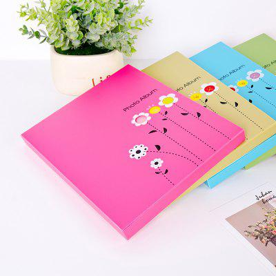 6 Inch Photo Album Postcard Travel Growth Collection 80 PiecesPhoto Album &amp; Frames<br>6 Inch Photo Album Postcard Travel Growth Collection 80 Pieces<br><br>Material: Others<br>Package Contents: 1 x Album<br>Package size (L x W x H): 23.50 x 18.50 x 1.80 cm / 9.25 x 7.28 x 0.71 inches<br>Package weight: 0.2500 kg<br>Product size (L x W x H): 23.40 x 18.40 x 1.70 cm / 9.21 x 7.24 x 0.67 inches<br>Product weight: 0.2200 kg