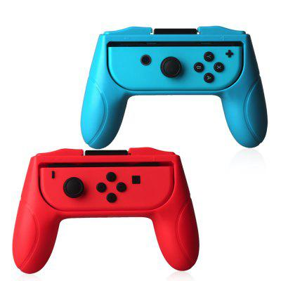 Nintendo Switch Joy-Con Grip SabHill 2 Packs Wear-resistant Joy-Con Handle Controller Hand Grips for Nintendo Switch