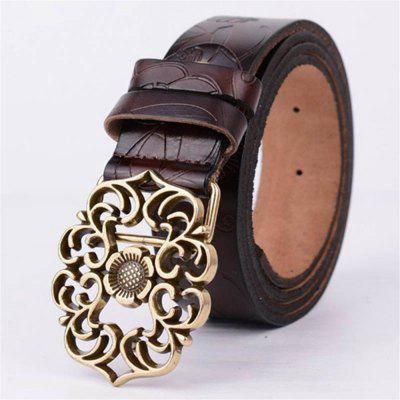 Fashion Ancient Bronze Buckle Leather BeltWomens Belts<br>Fashion Ancient Bronze Buckle Leather Belt<br><br>Belt Material: Faux Leather<br>Belt Silhouette: Buckle<br>Gender: For Women<br>Group: Adult<br>Package Contents: 1 x Belt<br>Package size (L x W x H): 15.00 x 20.00 x 5.00 cm / 5.91 x 7.87 x 1.97 inches<br>Package weight: 0.2000 kg<br>Pattern Type: Others<br>Style: Casual