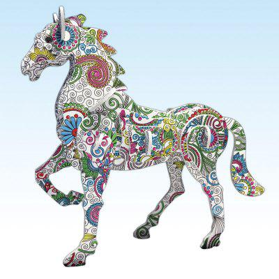 3D Coloring Puzzles Educational Toys Creative Toys AnimalsLogic &amp; Puzzle Toys<br>3D Coloring Puzzles Educational Toys Creative Toys Animals<br><br>Gender: Boys,Girls<br>Materials: Paper<br>Package Contents: 1 x Puzzle, 5 x Colorful pencils, 1 x Gift Box.<br>Package size: 22.00 x 14.00 x 3.50 cm / 8.66 x 5.51 x 1.38 inches<br>Package weight: 0.1000 kg<br>Stem From: Other<br>Style: Geometric Shape, Cartoon, Animal<br>Theme: Animals,Movie and TV,Fantasy and Sci-fi<br>Type: Jigsaw Puzzle, Personalized Jigsaw, 3D Puzzle