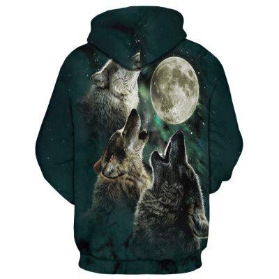Digital Printing Loose HoodieMens Hoodies &amp; Sweatshirts<br>Digital Printing Loose Hoodie<br><br>Fabric Type: Broadcloth<br>Material: Cotton<br>Package Contents: 1 x hoodie<br>Shirt Length: Regular<br>Sleeve Length: Full<br>Style: Fashion<br>Weight: 0.4000kg