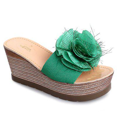 Cool Flowers Fashion Slippers
