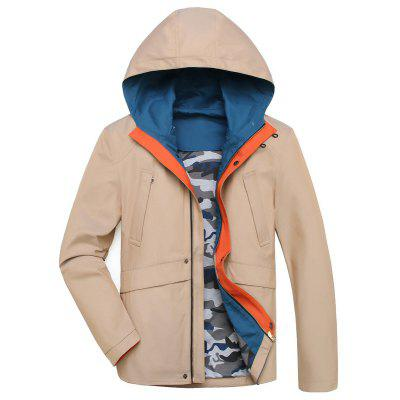 Men's Casual Windproof All Match Jacket