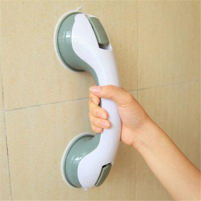 Safety Helping Handle Anti Slip Support Toilet Bathroom Safe Grab Bar Handle Vacuum Sucker Suction Cup