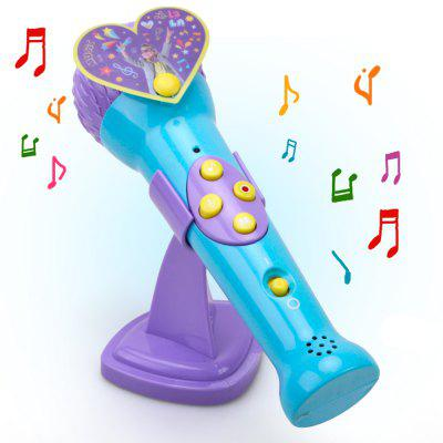 Electronic Musical Microphone kid Toy