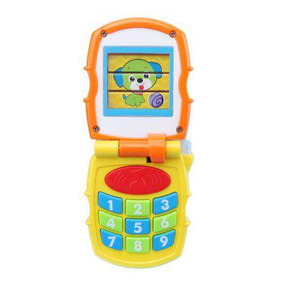 Baby Sound Telephone Musical Toy
