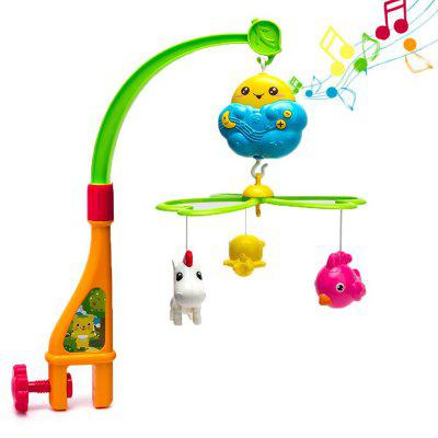 Baby Crib Musical Mobile Toy