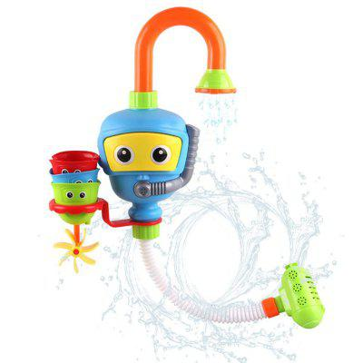 Toddlers Bathtub Water Game Toy