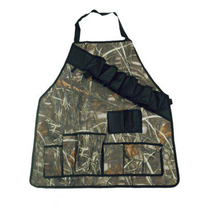 Durable Goods Professional Grade Cotton Kitchen Grill and BBQ Apron Camouflage ColorCamp Kitchen<br>Durable Goods Professional Grade Cotton Kitchen Grill and BBQ Apron Camouflage Color<br><br>Best Use: Climbing,Camping,Hiking,Daily Use,Backpacking<br>Features: Durable, Foldable, Portable, Windproof, Easy to use, Compact size, Ultralight<br>Package Contents: 1 x Barbecue apron<br>Package Dimension: 26.00 x 21.00 x 2.00 cm / 10.24 x 8.27 x 0.79 inches<br>Package weight: 0.4200 kg<br>Type: Tableware<br>Unfolding Dimension: 70 x 75 x 0.2cm
