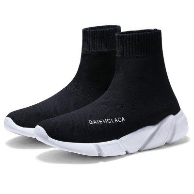 Mens Speed Trainer Fashion Socks ShoesMen's Sneakers<br>Mens Speed Trainer Fashion Socks Shoes<br><br>Available Size: 39,40,41,42,43,44,45,46,47<br>Closure Type: Slip-On<br>Embellishment: None<br>Gender: For Men<br>Outsole Material: Rubber<br>Package Contents: 1 X Shoes (pair)<br>Pattern Type: Others<br>Season: Summer, Winter, Spring/Fall<br>Toe Shape: Round Toe<br>Toe Style: Closed Toe<br>Upper Material: Cotton Fabric<br>Weight: 0.5500kg