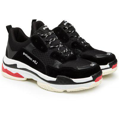 Retro Casual Running Shoes for Men