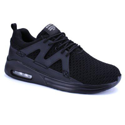 MenS Running Shoes Lightweight Breathable Casual Air Cushion Air Cushioning ShoesMen's Sneakers<br>MenS Running Shoes Lightweight Breathable Casual Air Cushion Air Cushioning Shoes<br><br>Available Size: 39-46<br>Closure Type: Lace-Up<br>Feature: Breathable<br>Gender: For Men<br>Outsole Material: Rubber<br>Package Contents: 1 x shoes (pair)<br>Package Size(L x W x H): 30.00 x 20.00 x 13.00 cm / 11.81 x 7.87 x 5.12 inches<br>Package weight: 0.5500 kg<br>Pattern Type: Solid<br>Season: Spring/Fall<br>Shoe Width: Medium(B/M)<br>Upper Material: Cloth