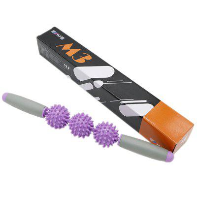 Restore Pressure Point Muscle Roller Massage Stick Promote Circulation for Rapid Healing