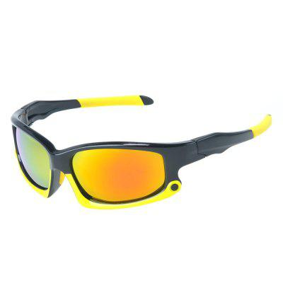 Buy SENLAN Polarized Sport Cycling Running Goggles 9003, YELLOW, Outdoors & Sports, Cycling, Cycling Sunglasses for $10.14 in GearBest store