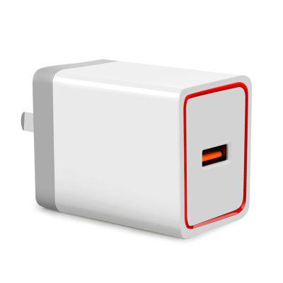 Smart Match American Plug QC 3.0 Quick Charging Wall Charger