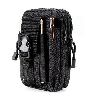 Multipurpose Tactical Cover Smartphone Holster EDC Security Pack Carry Case Pouch Belt Money Pocket